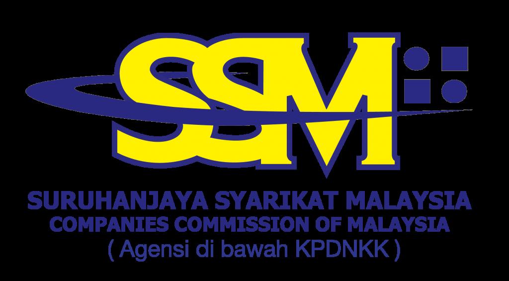SSM Logo. Government Agencies Malaysia